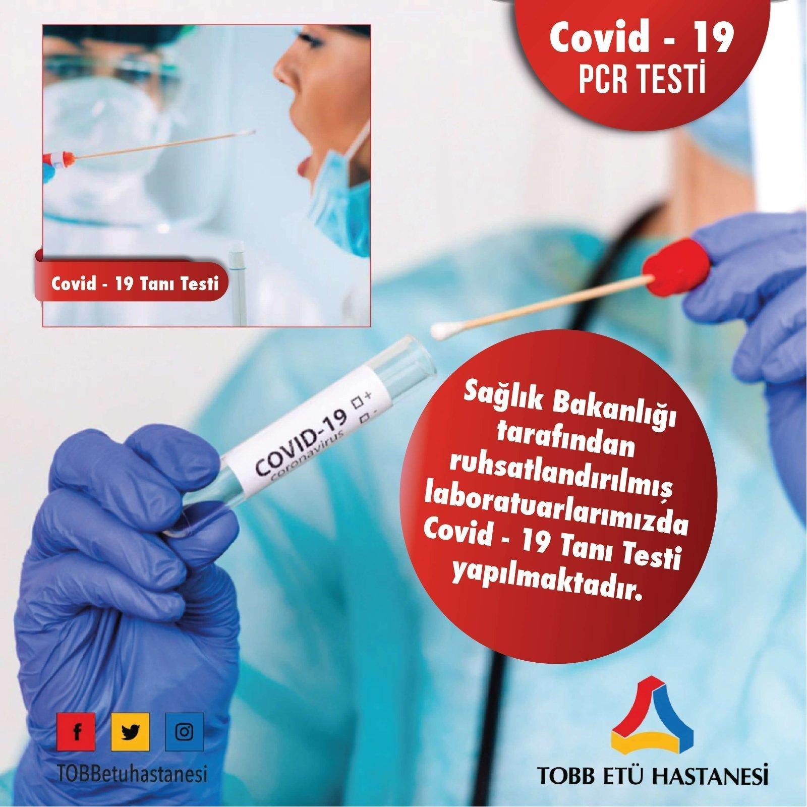COVID-19 Tanı Testi
