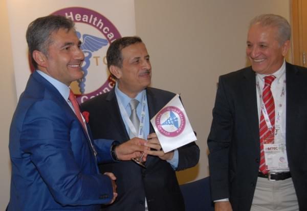Sanjiv Malik Lifetime Achievement Award-Dr. Fawzi Al-Hammouri