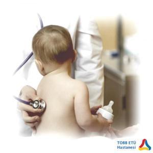 Pediatri Polikliniğimiz 23:30'a kadar hizmetinizde... Çocuk Sağlığı ve Hastalıkları Polikliniğimiz pazar günleri hariç her gün 08:30 - 23:30 arasında sizlere hizmet vermektedir.
