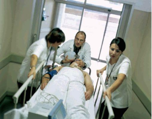 EMERGENCY ROOM - First Aid and Basic Life Support