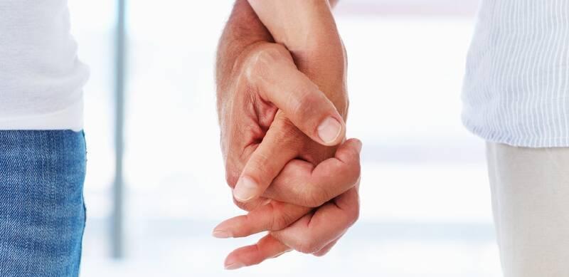 تعرق اليدين