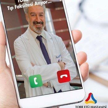 TOBB ETÜ Hastanesi Online Doktorum