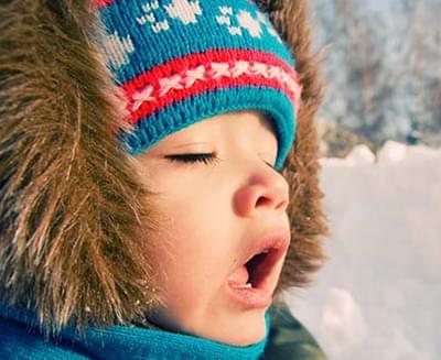 Çocuklarda görülen kış hastalıklarına dikkat!