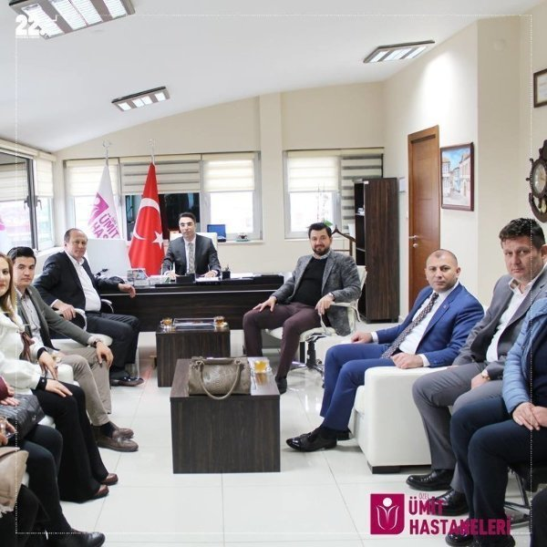 AK Parti Tepebaşı Belediye Başkan Adayı Hasan TUÇ