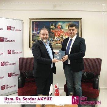 Kardiyoloji Uzmanı Uzm. Dr. Serdar AKYÜZ Eğitim-Bir-Sen Sendikası