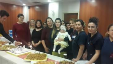 Lokman Hekim Hastanelerinde Dünya Prematüreler Günü Kutlandı
