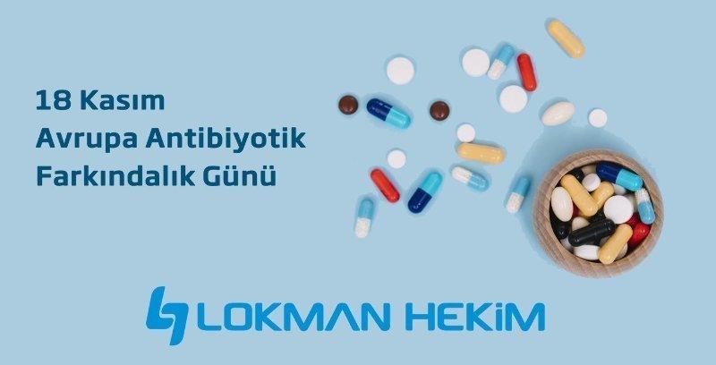 Dünya Antibiyotik Farkındalık Haftası