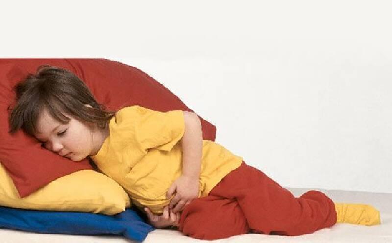 Çocuklarda Karın Ağrısı Nedenleri, Apandisit