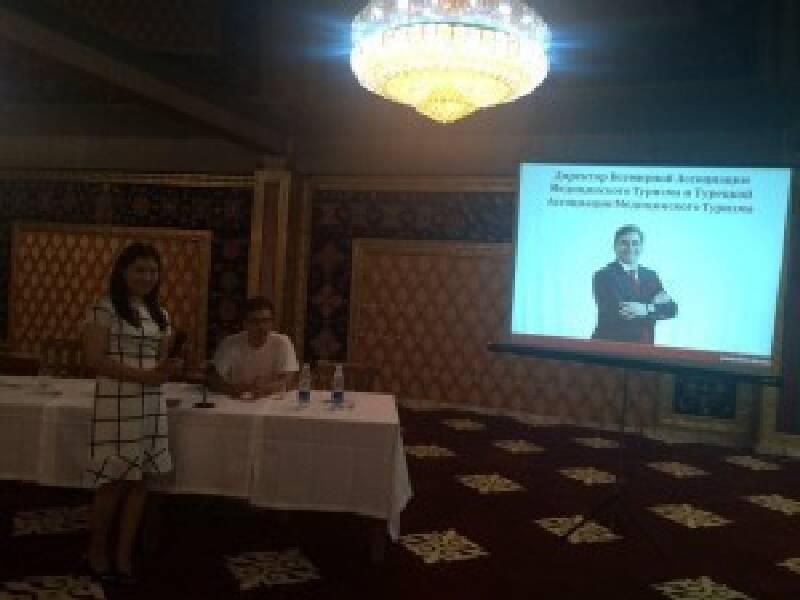 Неделя Здравоохранения в Кыргызстане