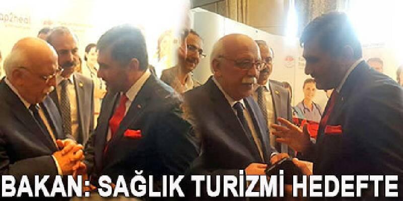 Bakan Avcı: THTC Türkiye'nin sağlık turizmi için önemli işler yapıyor