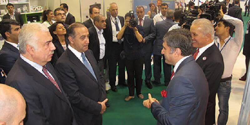 Bakü BİHE Fuarı'nda Türkiye'nin Sağlık Turizmine büyük ilgi oldu