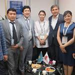 Состоялась официальная встреча Главы Турецкой Ассоциации Медицинского Туризма ТНТСа так же Мировой Ассоциации Медицинского Туризма GHTC господина Эмина Чакмака c Главой Национального Медицинского Холдинга господина Нуржана Отарбаева, Казахстан.