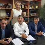 Открытие ТНТС офиса в Украине, Киев