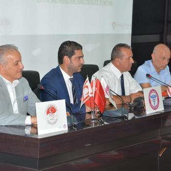 KKTC Bakanı Ataoğlu: Hükümetin Sağlık Turizmi'ne desteği tam