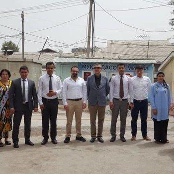 Tajikistan Ameliyat ve Master Class Seminerleri