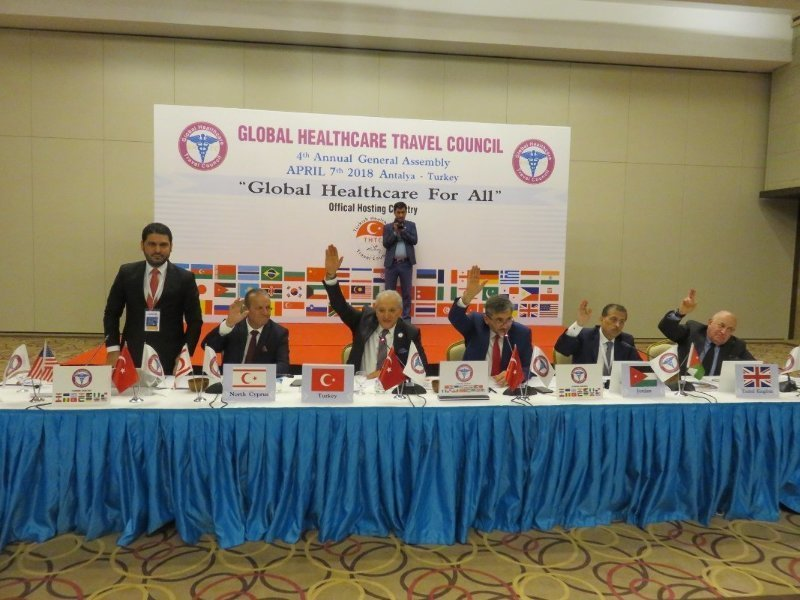 The GHTC 2018 Antalya Declaration