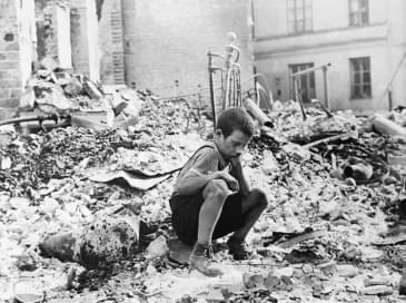 Savaşın Çocuk Psikolojisi Üzerindeki Etkileri