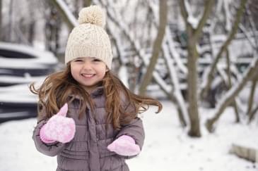 Kış Aylarında Çocuklar Nasıl Giyinmeli?