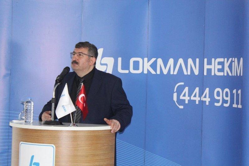 Lokman Hekim Sağlık Grubunun 2018 Yılı Olağan Genel Kurul Toplantısı, Lokman Hekim Akay Hastanesi'nde gerçekleştirildi.