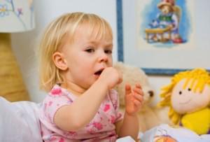 Çocuklarda Öksürüğe Dikkat