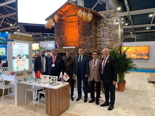 ENTAMED CLINICS PARTICIPATED IN VAKANTIEBEURS 2019 FAIR IN UTRECHT