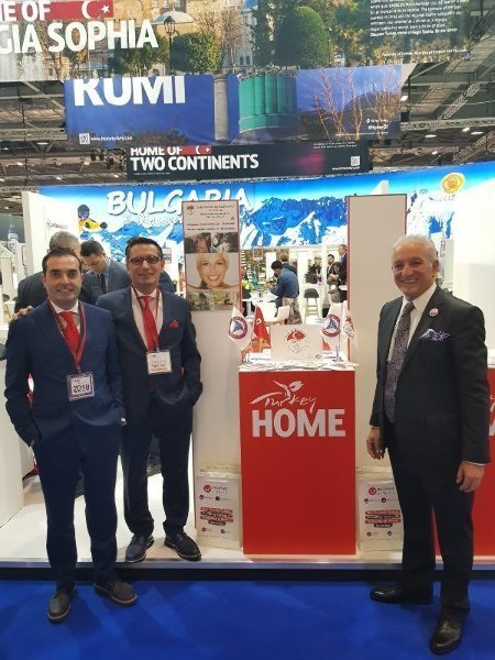 ENTAMED CLINICS WAS REPRESENTED AT WTM LONDON