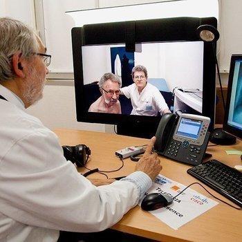 დისტანციური პაციენტების მონიტორინგის სისტემა. TOBB ETU საუნივერსიტეტო ჰოსპიტალის TUBITAK პროექტი