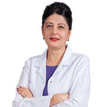 Çocuk Sağlığı ve Hastalıkları Uzmanı Uzm.  Dr.  Ülkü KORKMAZ