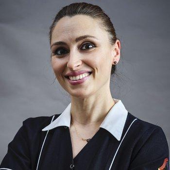 Hemşire Fatma Aynacıoğlu