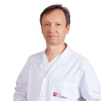 Uzm. Dr. Serdar Nuri Haskök