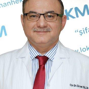 Op. Ekrem Yalçın, MD