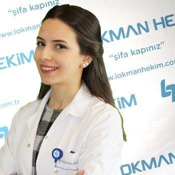 Dentist Emine Çağla Kaya