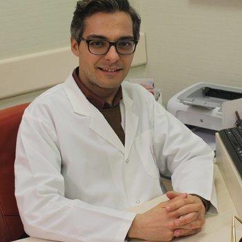 Dr. Öğr. Üyesi Mehmet Serkan Çetin