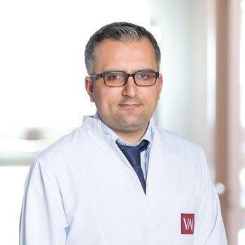 Khagani İsgandarov, MD