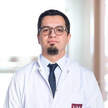 Assoc. Prof. Mehmet Akif Öztürk, MD