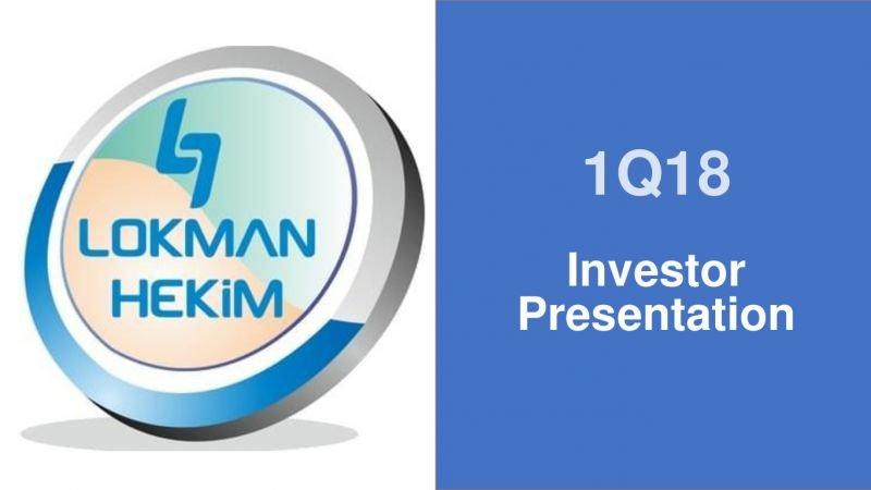 1Q18 Investor Presentation